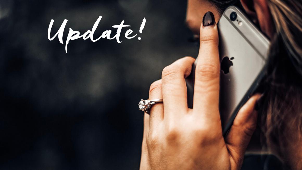 Update 6 – Covid19 (September 2021)