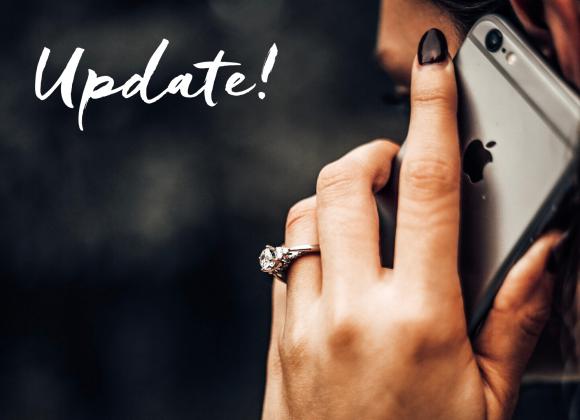 Update 2 – COVID19