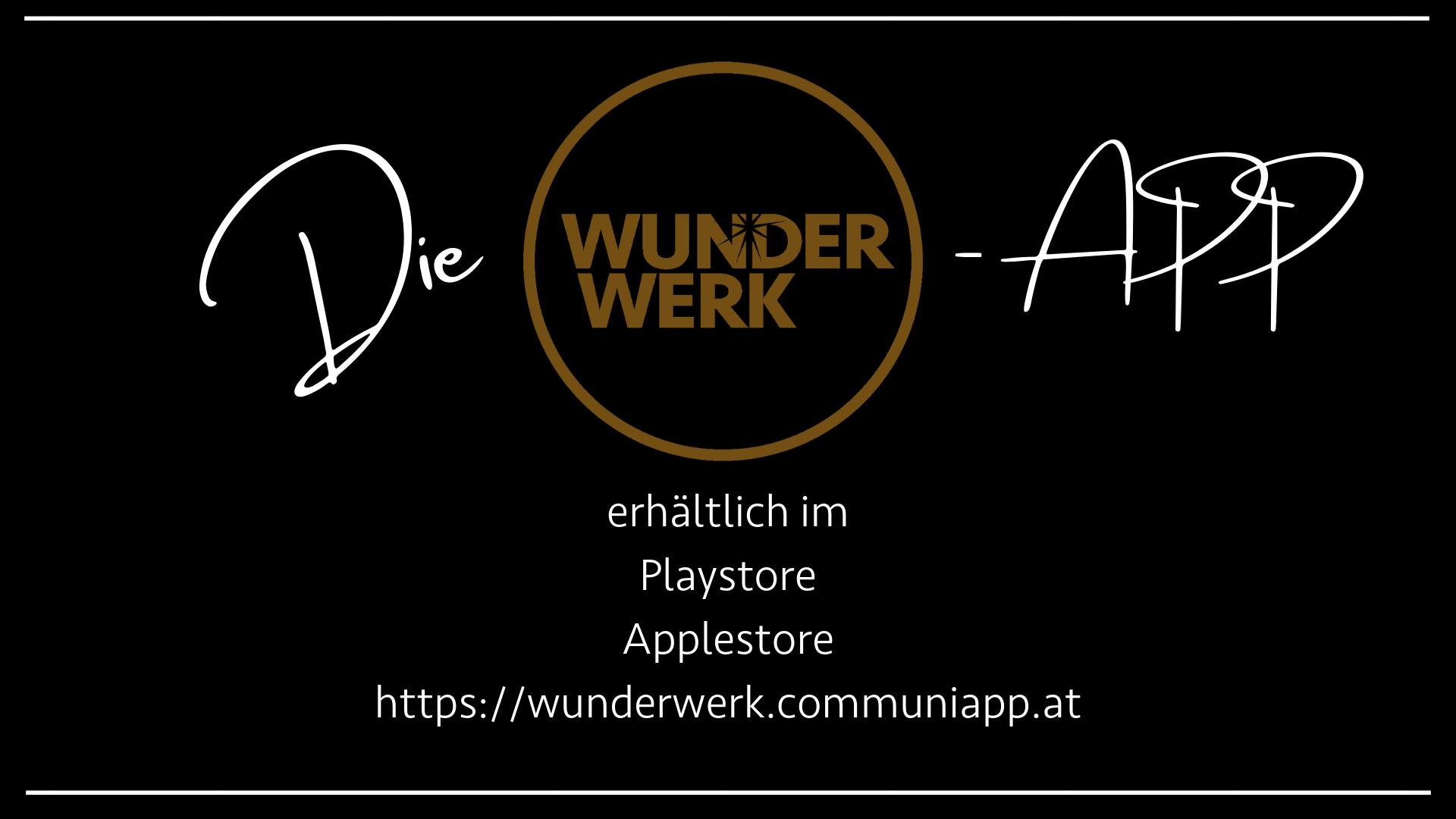 WUNDERWERK App